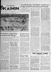 The Montana Kaimin, May 13, 1952