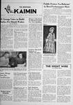 The Montana Kaimin, May 14, 1952