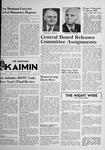 The Montana Kaimin, June 3, 1952