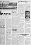 The Montana Kaimin, June 4, 1952