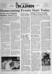 The Montana Kaimin, October 3, 1952