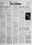 The Montana Kaimin, October 7, 1952