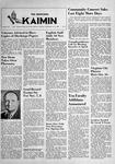 The Montana Kaimin, October 8, 1952