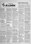 The Montana Kaimin, October 21, 1952