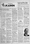 The Montana Kaimin, October 22, 1952
