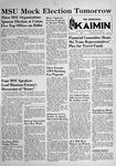 The Montana Kaimin, October 28, 1952