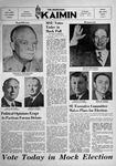 The Montana Kaimin, October 29, 1952