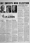 The Montana Kaimin, October 30, 1952