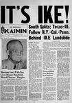 The Montana Kaimin, November 5, 1952