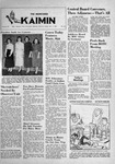 The Montana Kaimin, November 7, 1952