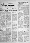 The Montana Kaimin, November 11, 1952