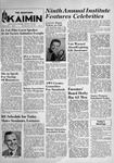 The Montana Kaimin, November 20, 1952