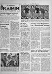 The Montana Kaimin, November 21, 1952