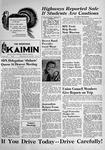 The Montana Kaimin, November 26, 1952