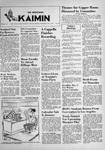The Montana Kaimin, December 3, 1952