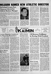 The Montana Kaimin, December 5, 1952