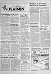The Montana Kaimin, December 9, 1952