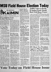The Montana Kaimin, January 13, 1953