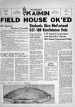 The Montana Kaimin, January 14, 1953