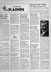 The Montana Kaimin, January 20, 1953