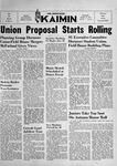 The Montana Kaimin, January 21, 1953