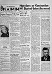 The Montana Kaimin, January 22, 1953