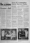 The Montana Kaimin, January 30, 1953