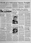 The Montana Kaimin, February 3, 1953