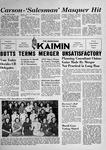 The Montana Kaimin, February 4, 1953