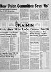 The Montana Kaimin, February 10, 1953
