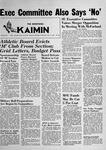 The Montana Kaimin, February 11, 1953