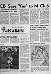 The Montana Kaimin, February 13, 1953
