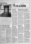 The Montana Kaimin, March 4, 1953