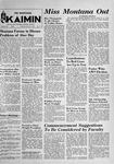 The Montana Kaimin, March 5, 1953