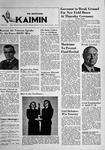 The Montana Kaimin, March 10, 1953