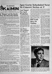 The Montana Kaimin, March 11, 1953