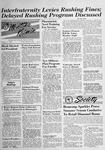 The Montana Kaimin, October 9, 1953