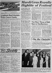 The Montana Kaimin, February 19, 1954