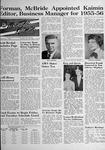 The Montana Kaimin, February 22, 1955