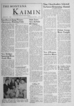The Montana Kaimin, October 5, 1955