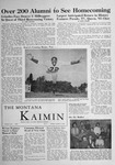 The Montana Kaimin, October 7, 1955