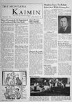 The Montana Kaimin, October 14, 1955