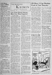 The Montana Kaimin, October 18, 1955
