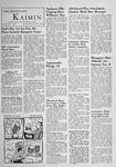 The Montana Kaimin, October 20, 1955