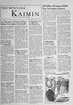 The Montana Kaimin, October 25, 1955