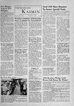 The Montana Kaimin, November 1, 1955