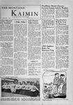 The Montana Kaimin, November 2, 1955