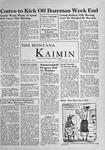 The Montana Kaimin, November 4, 1955