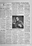 The Montana Kaimin, November 9, 1955