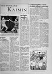 The Montana Kaimin, November 10, 1955